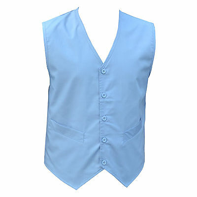 Hospitality Waistcoat Ladies Premier Bar Work Womens Restaurant Uniform Hotel S