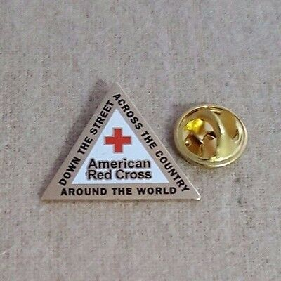"""2010, """"Down the Street, Across the Country, Around the World"""" American Red Cross"""