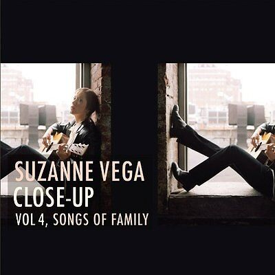 Vega, Suzanne-Close Up Vol. 4: Songs Of Family  (Us Import)  Cd New