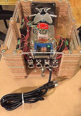 3 Axis CNC Kit, Power Supply, Stepper Motors, Drivers, Plug'N'Play, Ready To Go