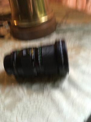 Vintage Canon Camera Zoom Lens FD 35-105mm 1:3.5