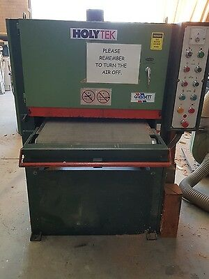 600mm wide belt sander
