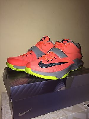 100% authentic 39d45 55e04 Mens Nike KD 7 3500 Degrees (brght mng spc bl-lt mgnt gry