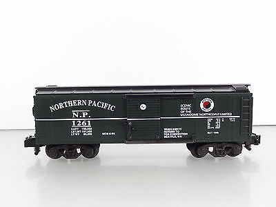 Lionel American Flyer S Gauge 1995 TCA Northern Pacific NP Box Car Item 6-48492