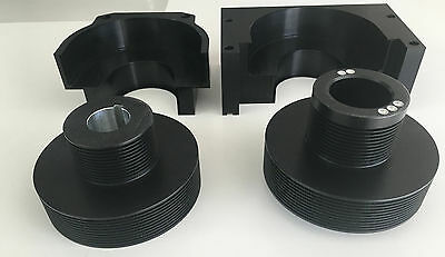 **new Fadal Pozi Spindle Pulley Cnc Upgrade Kit - 10K**