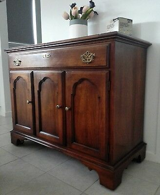 American antique cabinet, fully restored
