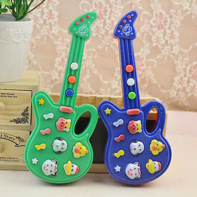 Kids Music Electric Guitar Children Baby Musical Play Instrument Educational Toy