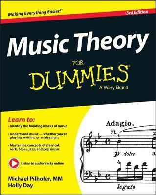 Music Theory For Dummies 3Rd Edition