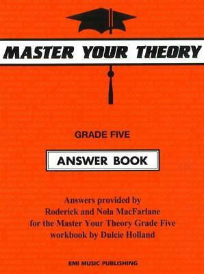 Master Your Theory Answer Book 5
