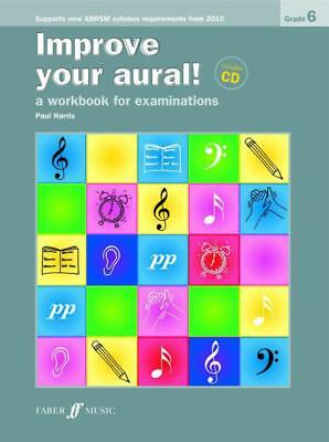 Improve Your Aural! Grade 6 Book & Cd