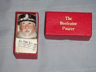 Beefeater Gin Wade Ceramic Pourer Mint In Box