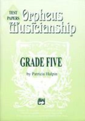 Musicianship Gr 5 Test Papers