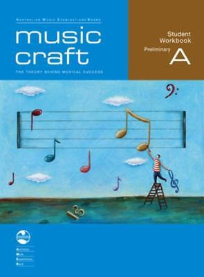 Music Craft Student Workbook Prelim Gr A Book 2 Cds