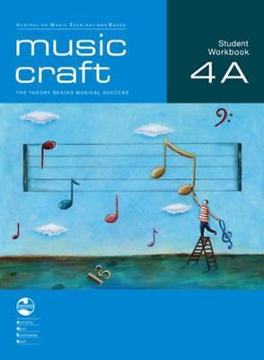 Music Craft Student Workbook Gr 4 Book A Book 2 Cds