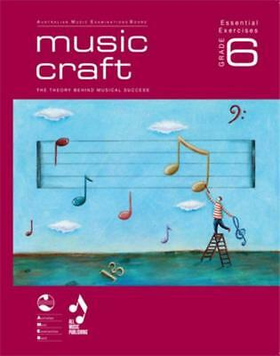 Music Craft Gr 6 Essential Exercises Book 2 Cds