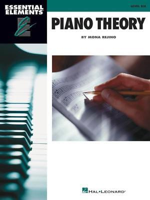 Essential Elements Piano Theory Lvl 6 Ee