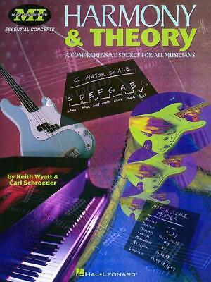 Harmony And Theory Mi