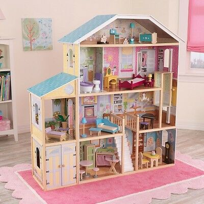 KidKraft Majestic Mansion Dollhouse (100% Authentic and Brand New)