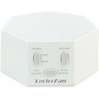 New LectroFan   ASM1007 Digital Fan and White Noise Machine (240V)