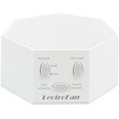 New LectroFan(R), ASM1007 Digital Fan and White Noise Machine (240V)