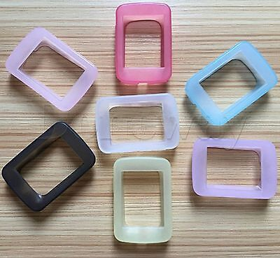 Jelly Effect Silicone Case Cover Skin for Garmin Edge 520 Cycleing GPS Computer