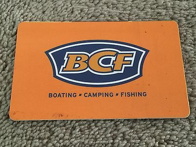 BCF $50 Gift Voucher / Card | Boating Camping Fishing