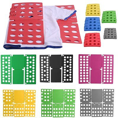 TOP 3Types  Adjustable Fast Clothes Folder Plastic Clothes Folding Board