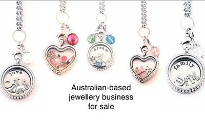 Online and Market Jewellery Business for sale - Socials + Stock + eBay