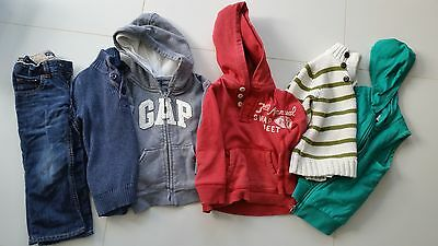 Boys size 2 bulk winter clothes Country Road, Baby Gap and Target
