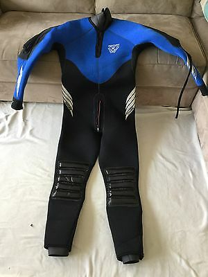 Scuba Diving Dive Semi Dry Wetsuit