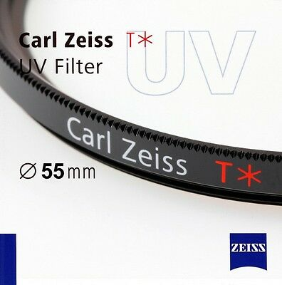 Carl Zeiss T* UV Filter 55 mm