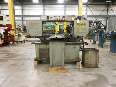 Hyd Mech Model S 20A Fully Automatic  Cut Off Saw, 13″ X 18″ New 1989