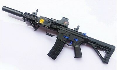 M4 Terminator Gel Ball Gun Water Toy Shooter Electric Toy Rifle Assault Nerf #1