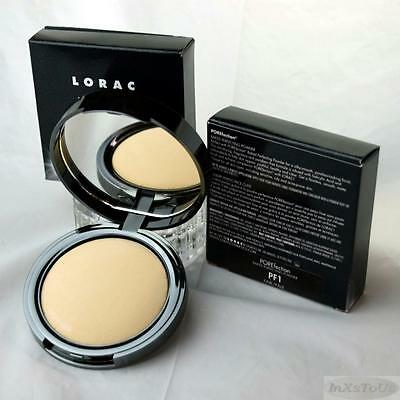 Lorac POREfection Baked Perfection Pressed Powder PF1 Fair Boxed