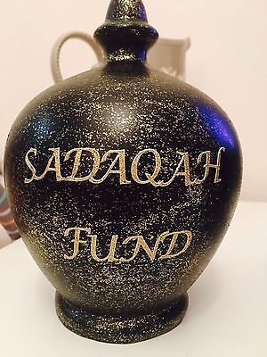 EID GIFTS ! Beautiful sadaqah fund terramundi jar