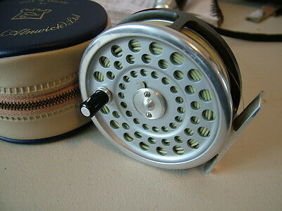 Superb Hardy Marquis #6 Trout Fly Reel. Pre-owned, Unused.