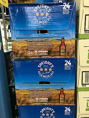 Speights Gold Medal Ale Carton