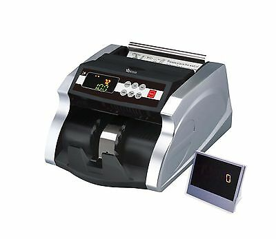 G-Star Technology Money Counter With UV/MG W/Counterfeit Bill Detection - NEW