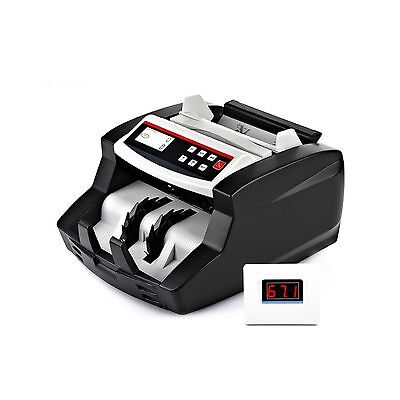 Pyle Digital Bill Counter | Automatic Banknote Cash Money Counting Machine | ...