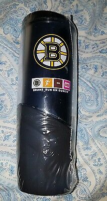 "Commemorative ""boston Bruins"" Dunkin Donuts Travel Coffee Mug New/sealed 2014"