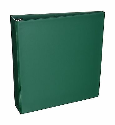 Samsill 2 Inch Value Document Storage 3 Ring Binder  Round Ring 11 x 8.5 Inches