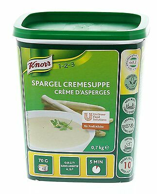 Knorr Spargel-Cremesuppe, 700-g-Dose