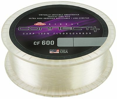 Berkley Direct Connect CF600 Fluorocarbon Carp Fishng Line 15lb or 18lb