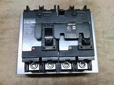 100amp manual transfer switch