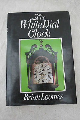 The White Dial Clock By Brian Loomes  1974