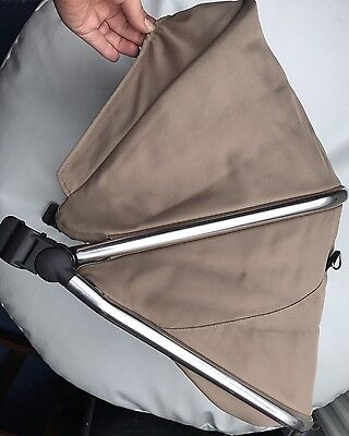 Sand Hood And Apron Colour Pack For Silver Cross Wayfarer