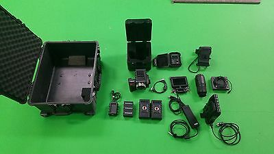 RED EPIC-X Kit (Lenses/Media not included, see description for accessories) used