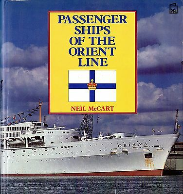 """""""Passenger Ships of the Orient Line"""" - Excellent - NAUTIQUES sHiPs WORLDWIDE"""