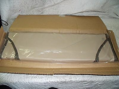 "NEW SHIELDING X-Ray Protective Apron Coat 38"" 538 .5mm Beige!  K1"