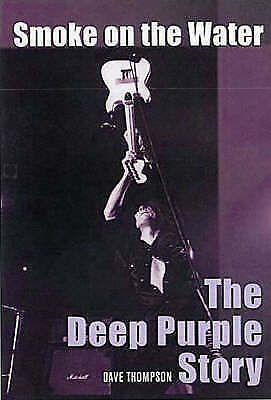 Smoke on the Water: The Deep Purple Story-ExLibrary